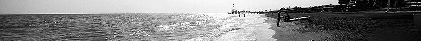 Fekete-fehér tenger