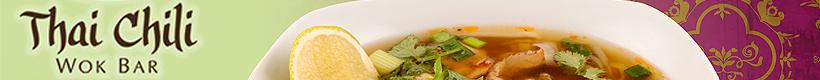 Thai Chili Wok Bar étterem